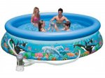 Надувной бассейн Intex 54902 Easy Set Pool (305х76 см)